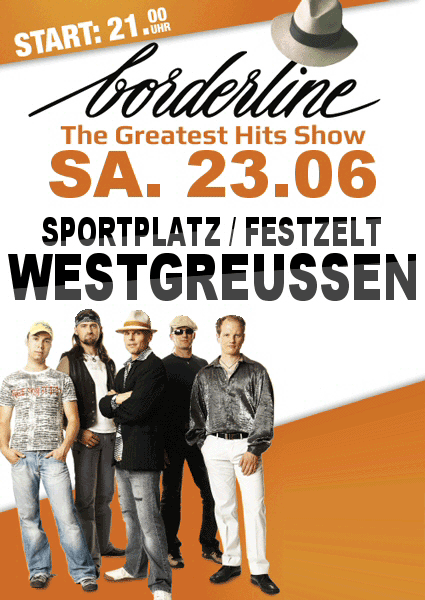 plakat borderline